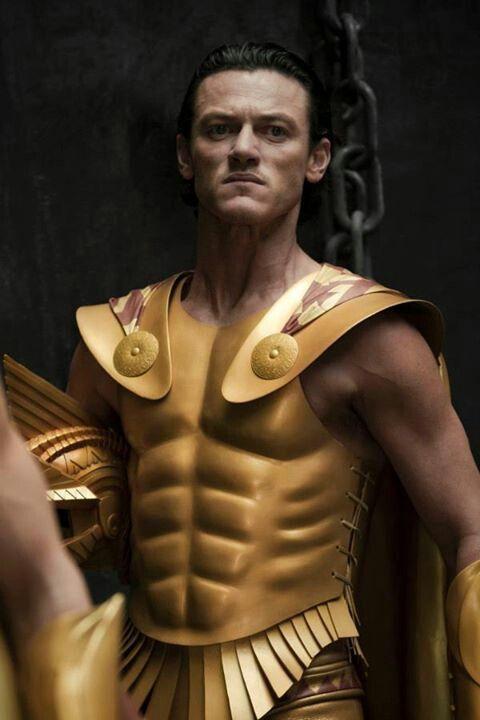 Immortals- Luke Evans as Zeus. | Greek mythology | Pinterest