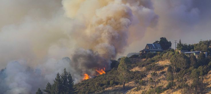 'Port Hills fires