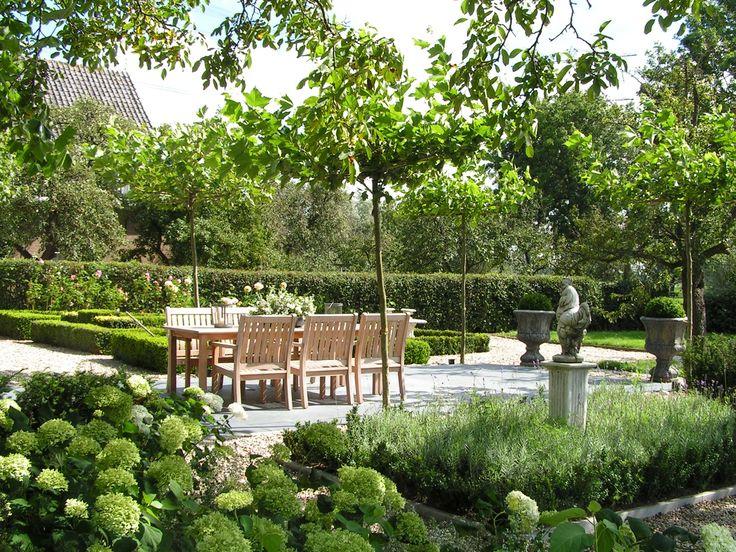 Boerderijtuin tuin ontwerp pinterest gardens inspiration and tuin - Landschapstuin idee ...
