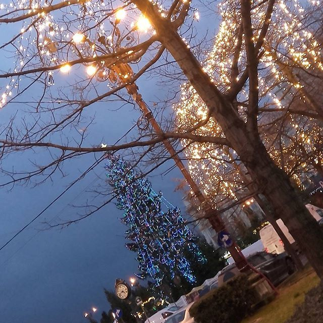 #christmas #bucharest ❤