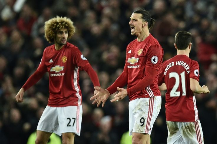 Mourinho wants Man United to sharpen up   Manchester (United Kingdom) (AFP)  Manchester United manager Jose Mourinho called on his players to stop spurning chances after they needed an 84th-minute equaliser from Zlatan Ibrahimovic to rescue a 1-1 draw against Liverpool.  Paul Pogba squandered a one-on-one in the early stages of Sundays game and after his handball allowed James Milner to put Liverpool ahead with a penalty United were left chasing the game.  Only seven of Uniteds 32 Premier…
