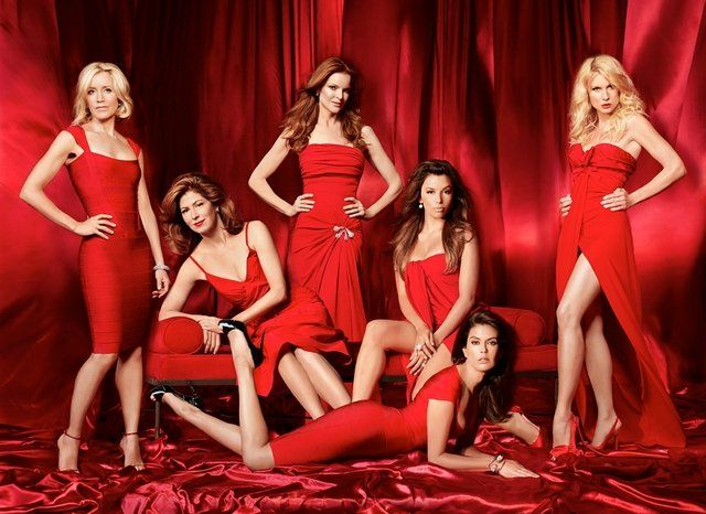 Desperate Housewives! One of my favorite television shows!