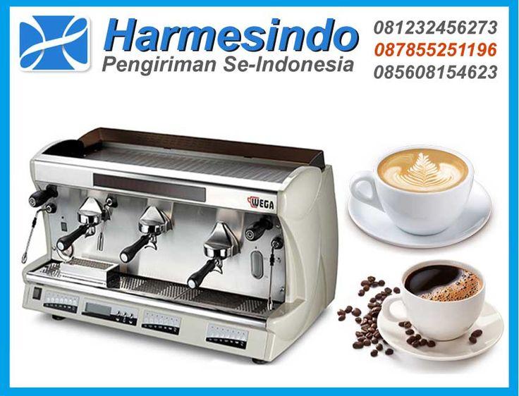 Mesin Pembuat Kopi WEGA Vela EVD-3 Coffee Maker