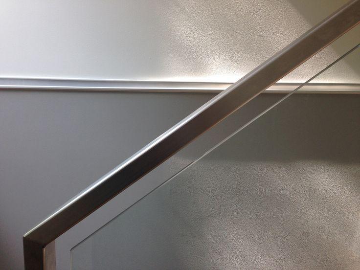 detail in stairway