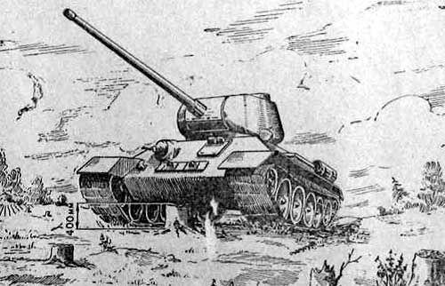 танк т з4 зимой - Поиск в Google