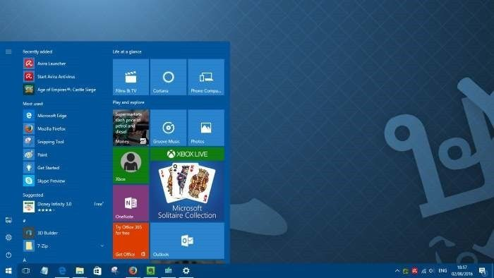 Download Windows 10 With Anniversary Update ISO File