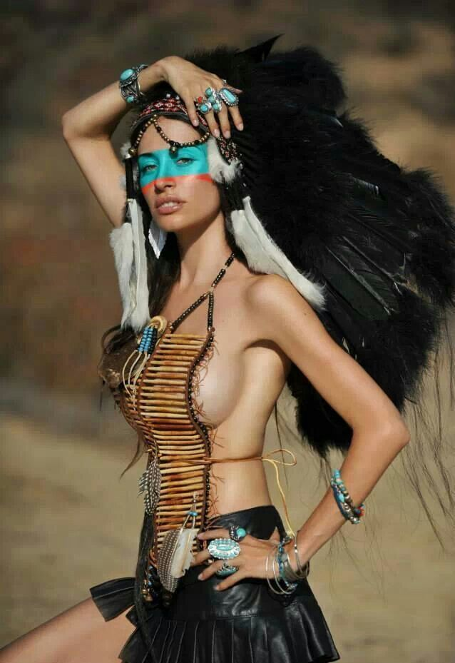 52 Best Indiaan Images On Pinterest  Costumes, Native -7775