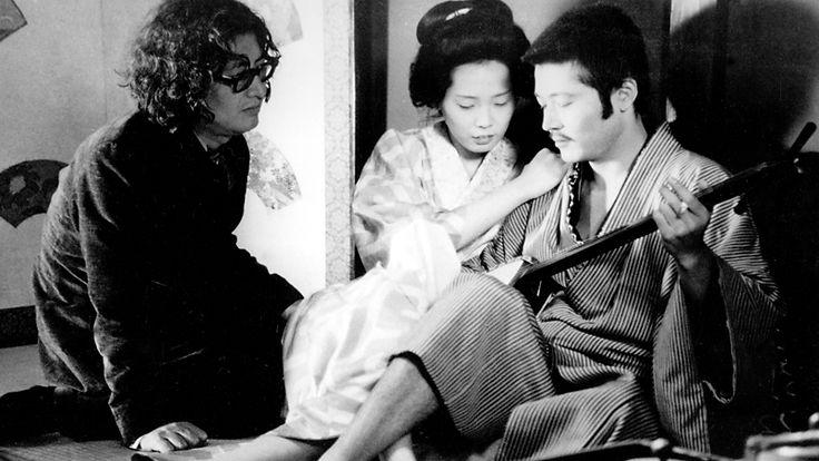 Nagisa Oshima on  In the Realm of the Senses - Ai no korîda 1976