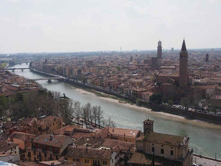 Punto panoramico  Castel S. Pietro