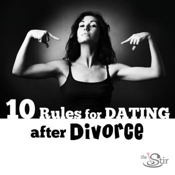 All the important things every divorced woman needs to work through first starting to date again. http://thestir.cafemom.com/love_sex/190261/10_things_every_divorced_woman