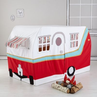 Jetaire Camper Play Tent  | The Land of Nod OMG HOW CUTE