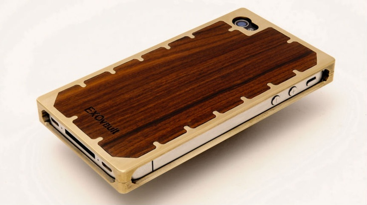 Exovault iPhone Cover