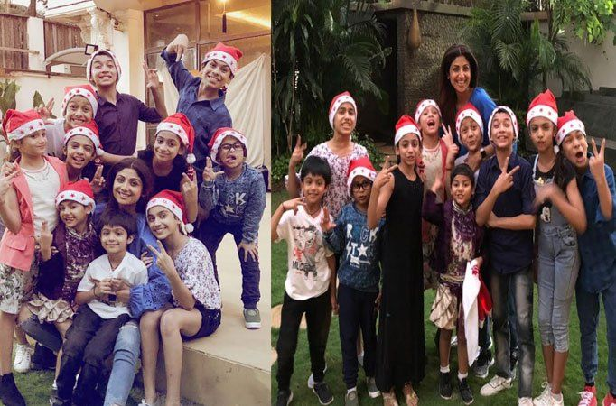 News Shilpa Shetty Kundra celebrates Christmas with Super Dancer Kids Shilpa Shetty Kundra celebrates Christmas with Super Dancer Kids                        read more.. 23 Dec 2017 12:24 PM | TellychakkarTeam