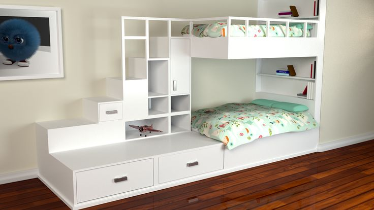 Bunkbeds by Miming Ape