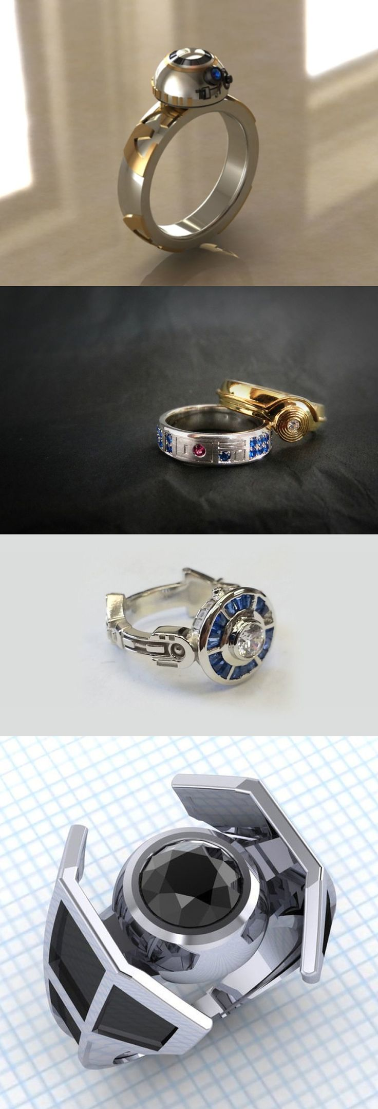 Best 25+ Star Wars Ring Ideas On Pinterest  Harry Potter Characters, Lord  Of The Rings And Epic 2
