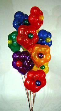 I LOVE balloons! I think I enjoy them more than flowers!