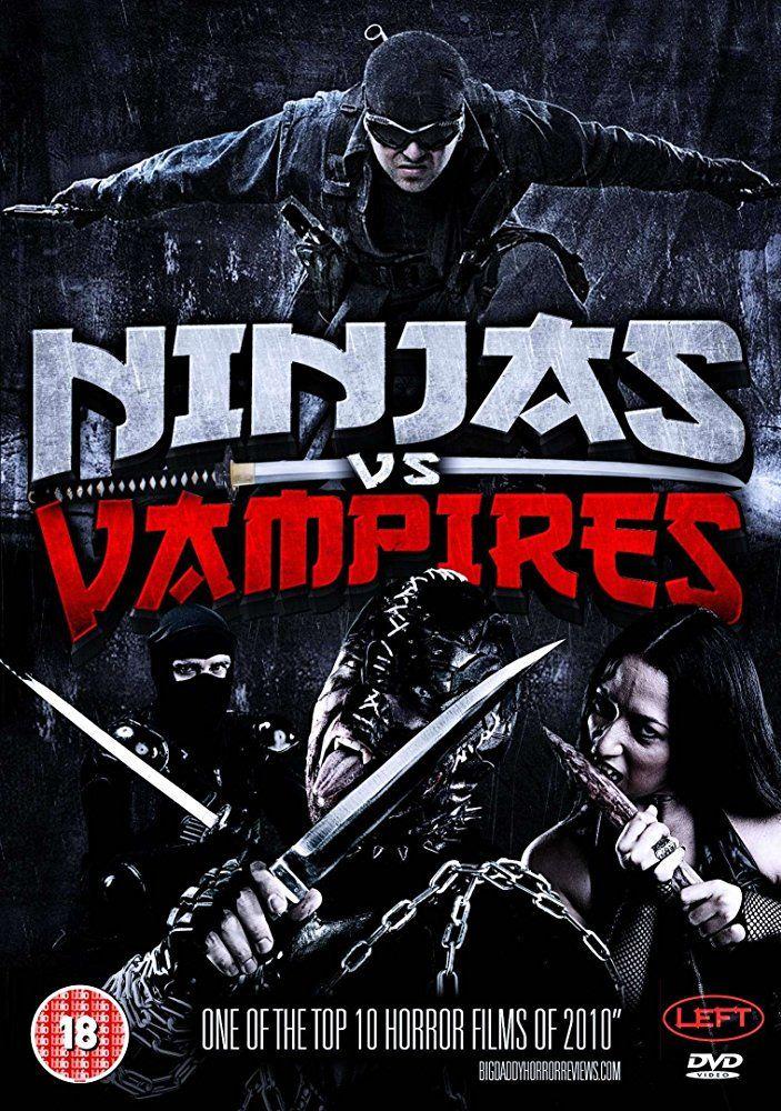 #Movie #Horror #NinjasVsVampires Ninjas vs. Vampires - Horror Movie: Synopsis: Ninjas battle Vampires for the fate of the world in this…