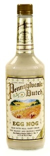 My new holiday treat. Pennsylvania Dutch Egg Nog.