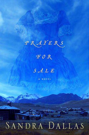 Prayers for Sale - Historical fiction.  It's about the relationship that develops between an exceptional old woman and a young newlywed girl.  Takes place in mining town in Colorado.  WONDERFUL book!  I highly recommend it.