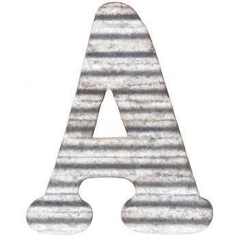 galvanized metal letters anthropologie 84 best images about hobby lobby on geometric 19022