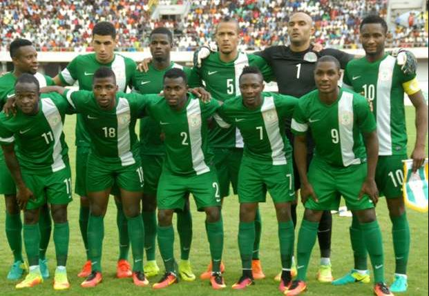 FIFA World Rankings: Nigeria slip one place to 39th