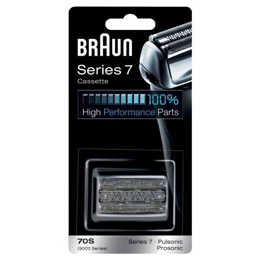Shaver Parts and Accessories: Braun 70S Series 7 Pulsonic - 9000 Series Shaver Cassette - **Authentic Sealed** -> BUY IT NOW ONLY: $60.75 on eBay!