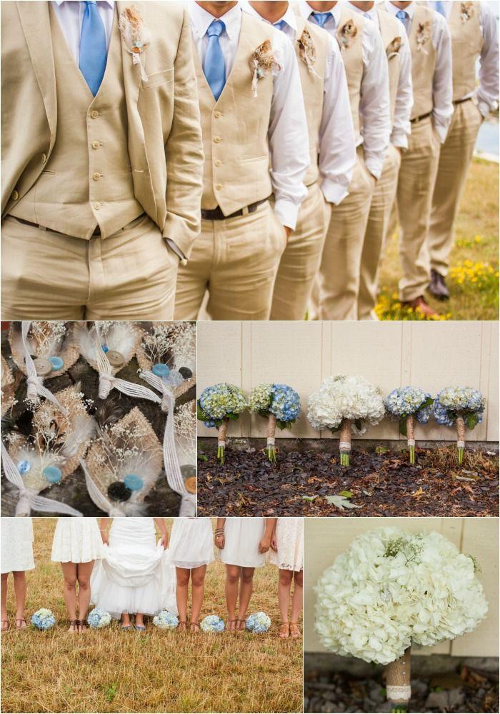 Taking Notes...Coast to Coast: wedding