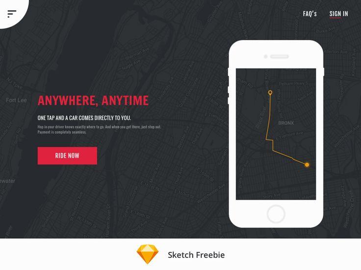 Cab App Concept