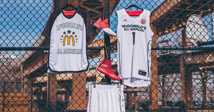 adidas Unveils Uniforms & Kicks for 2017 McDonald's All-American Game - http://www.truesportsfan.com/adidas-unveils-uniforms-kicks-for-2017-mcdonalds-all-american-game/