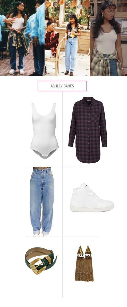 Dieser Style geht zurück in die tiefsten 90er: Hier habe ich mir Ashley Banks vom Fresh Prince Of Bel Air vorgeknöpft für ein Slow Fashion Outfit. Natürlich lässig, nachhaltig, fair und – bis auf die Vintage-Teile – auch vegan.