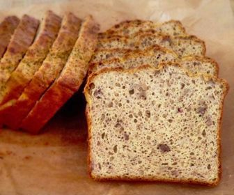 low-carb-pumpkin-pecan-soul-bread - this site has lots of different flavours of soul bread. Must. Try. Them. All.