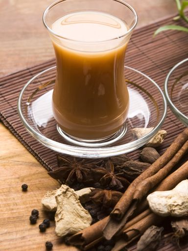Tchaï / Chaï (thé indien) - Recette de cuisine Marmiton : une recette