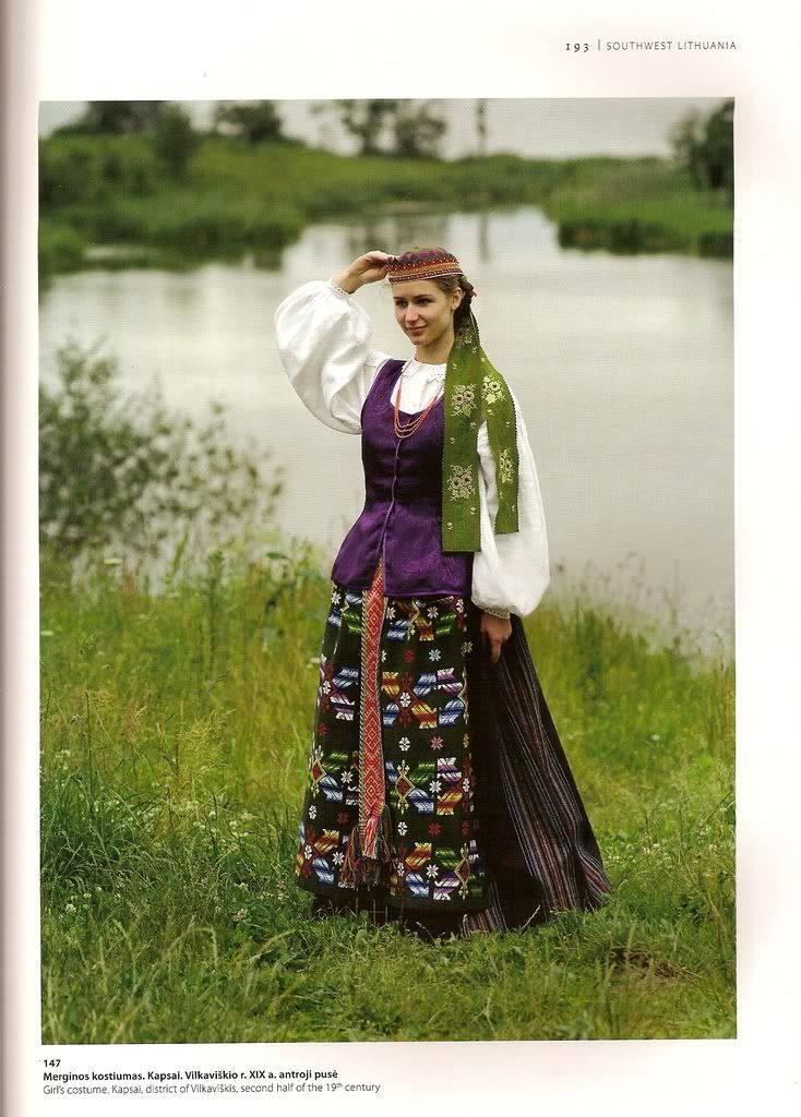 traditional clothing in lithuania essay An article on the customs and traditions of nigeria toggle customs & traditions of nigeria traditional worship is very popular in the western.