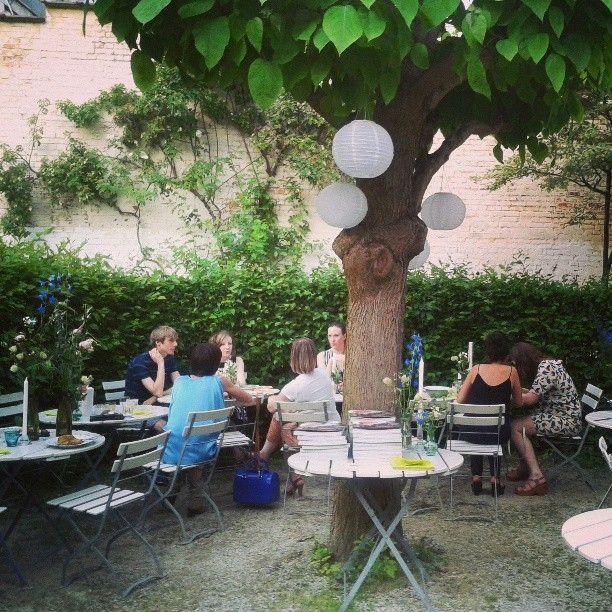 De Broers van Julienne, best vegetarian restaurant @ Kasteelpleinstraat 45-47, Antwerp