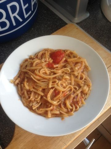 Vicki-Kitchen: Amazing speedy one pot pasta dinner (slimming world friendly )