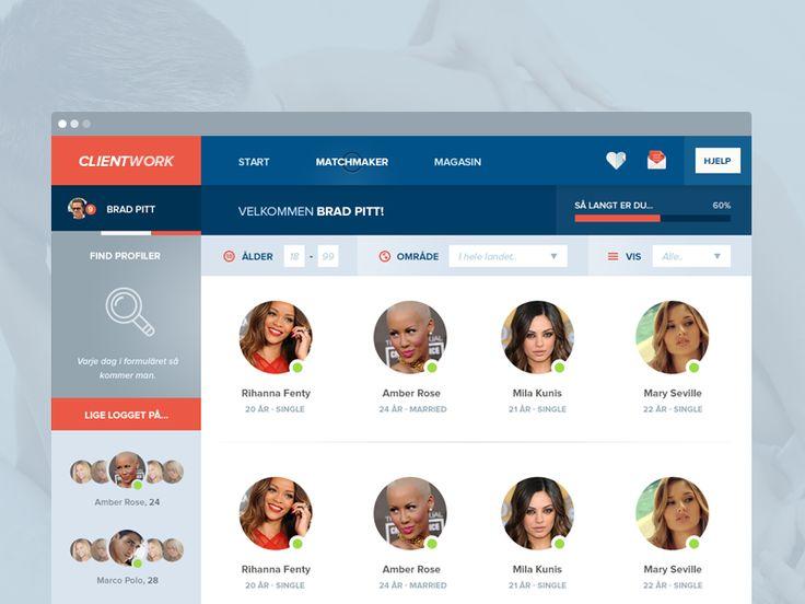 31 best ipad app ui designs images on pinterest user for Tile layout app