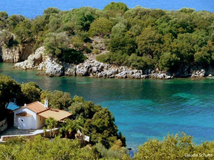 Syvota Thesprotia || Mainland Greece || Top Destinations || definitelygreece.com