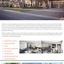 """If you are looking for a vibrant, Friendly place to live, Then There is no better choice than heart Lake Village in Canada's  """"Flower City"""" of B"""