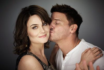 """""""Bones"""" TV Show on FOX, TNT, WGN & MY Networks, that show it during the week, whether new or already viewed. From:  Emily Deschanel and David Boreanaz"""