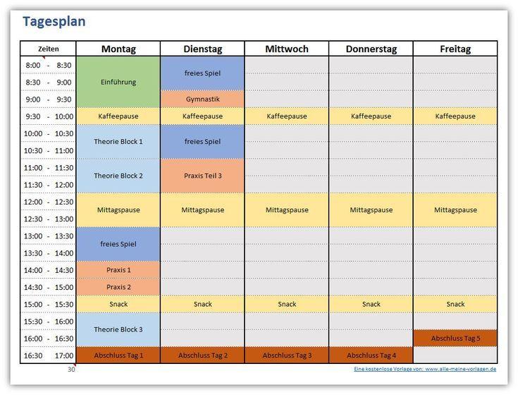 Tagesplan Fur Eine Woche Ist Eine Excel Vorlage Z Eine Excel Fur Ist Smartphone Tagesplan Vorlage Woche Tagesplan Vorlagen Tagesplan Excel Vorlage