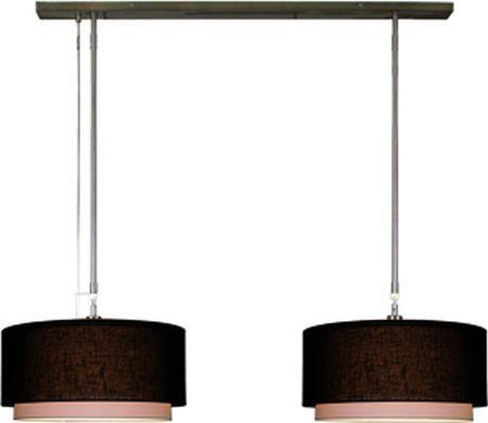 Diritto Hanglamp Zwart 2L