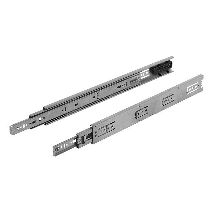 Accuride Schubladenführung 3832 SC mit Selbsteinzug (Einbaulänge: 500 mm, Traglast: 45 kg)