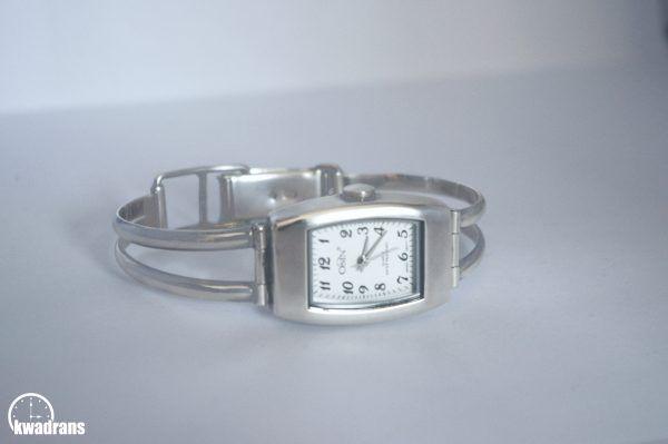 Silver watch - Srebrny zegarek damski / Ze srebra próby 925