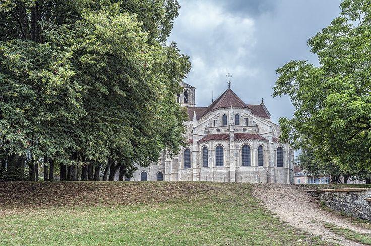 Discover the rich history of Vezelay Abbey here: http://monasteryworldwide.com/vezelay-abbey-france/