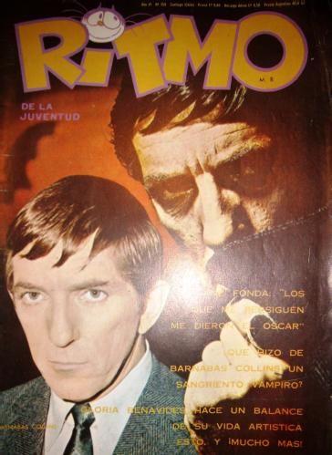 Revista Ritmo: Barnabas Collins. - idealistaforever