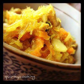 Sue Ellen's Singapore Noodles (Quirky Cooking blog)
