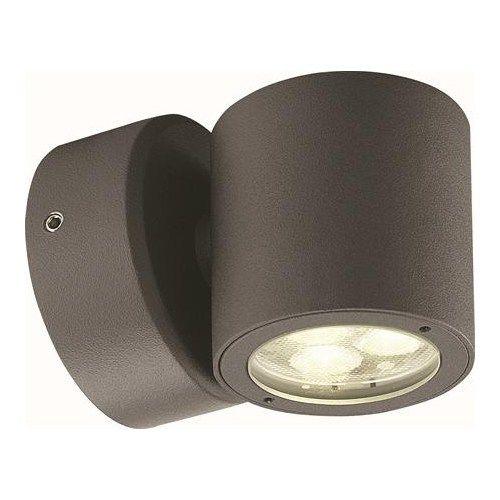 Spirit Single I Vägglampa 3x1W LED IP54 - Fasadbelysning