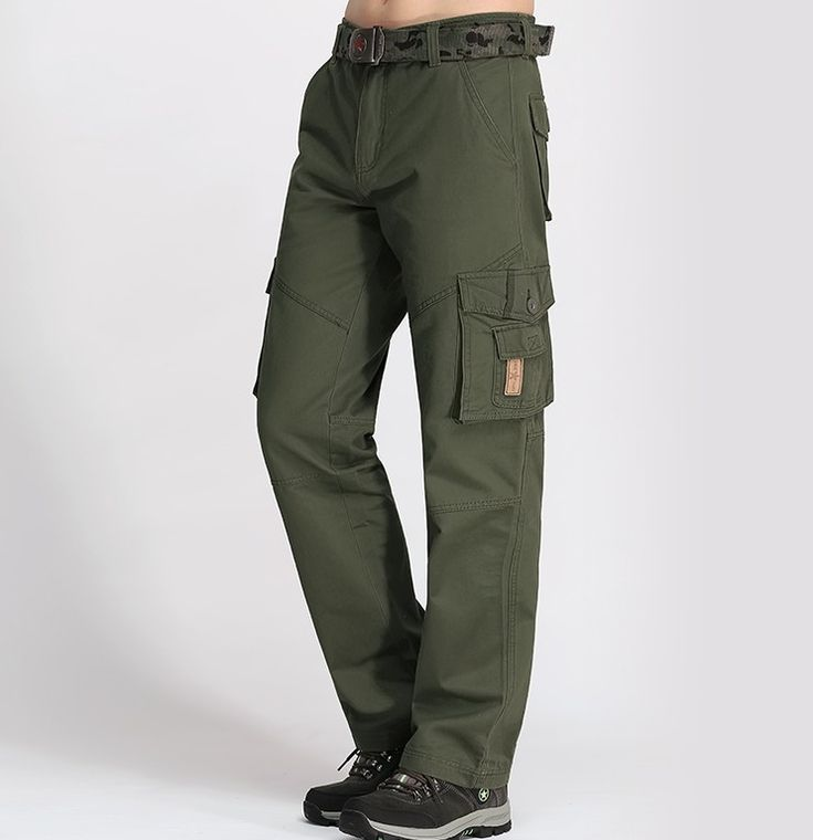 Find More Cargo Pants Information about Plus Size Cargo Pants Men Casual Multi Pocket Pants Full Length Men's Joggers Army Style Winter Trousers Man Four Colors Mk76121,High Quality high fashion men clothing,China clothing threads Suppliers, Cheap clothing american from Free Army Boutique store on Aliexpress.com