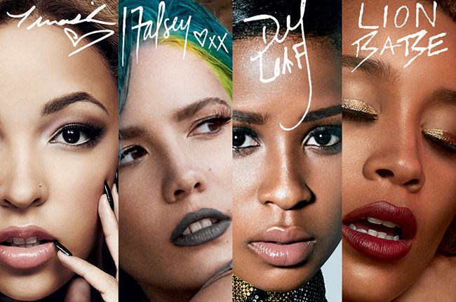 Halsey, Tinashe, Lion Babe and Dej Loaf To Front M·A·C Cosmetics Future Forward Campaign (Exclusive)