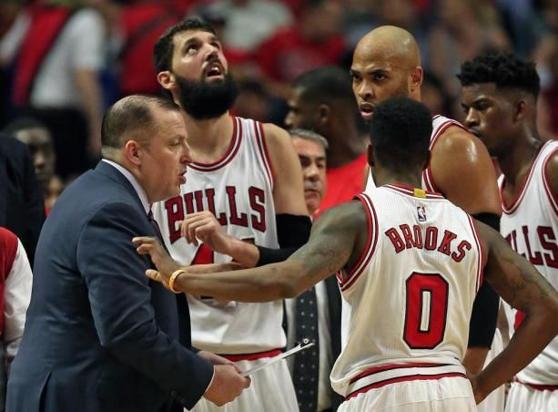 Chicago Bulls Fire Tom Thibodeau - I4U News
